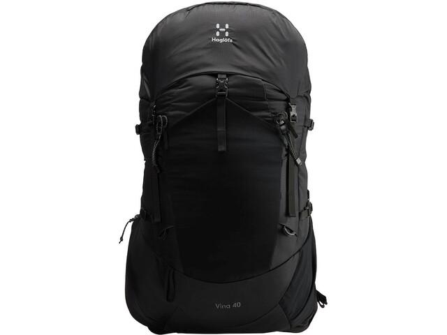Haglöfs Vina 40 Backpack true black
